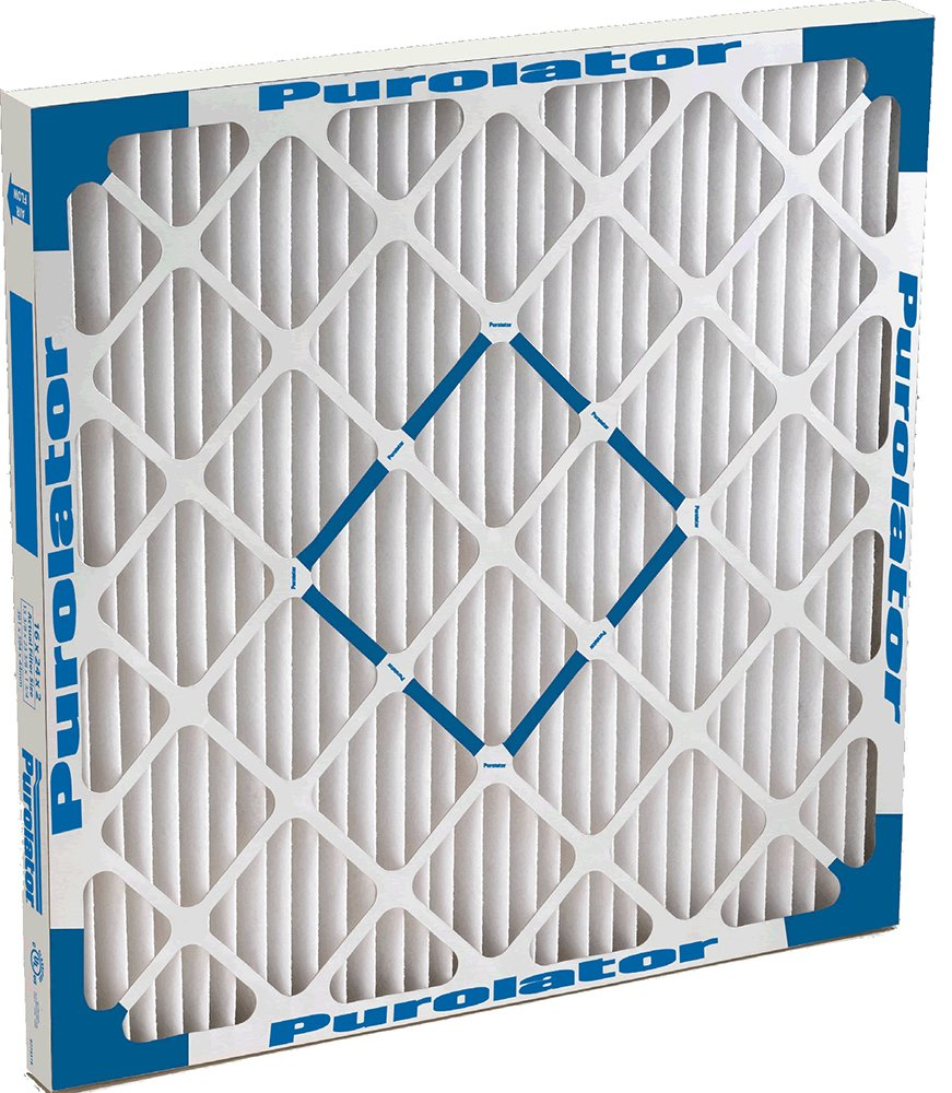 Pack of 12 Mechanical Merv: 8 22 W x 22 H x 1 D Sterling Seal DM-FI5257347314 Purolator Defiant Mark 80-D Extended Surface Pleated Air Filter 22 W x 22 H x 1 D Pack of 12
