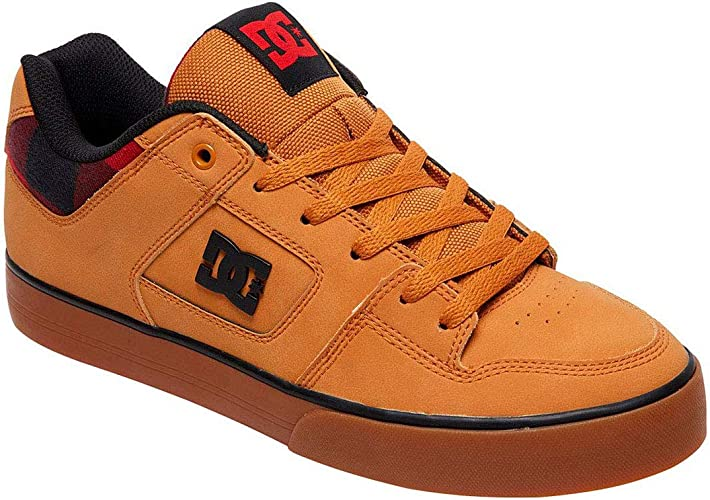 DC Mens Maswell Wnt Winterized Skate Shoe