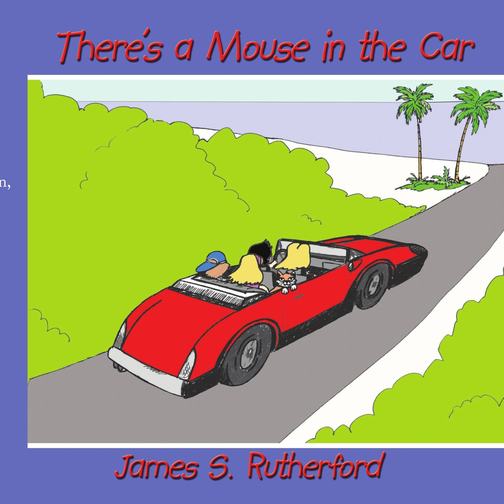 There's a Mouse in the Car pdf epub