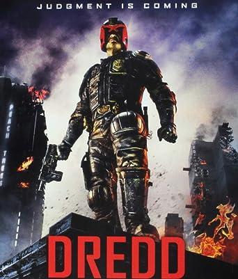 Dredd [USA] [Blu-ray]: Amazon.es: Dredd: Cine y Series TV