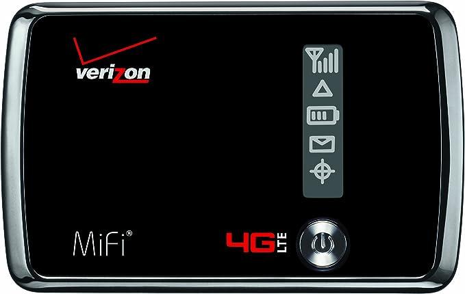 Novatel Wireless MiFi 4510L Verizon 4G LTE Mobile Hotspot WiFi Jetpack Modem
