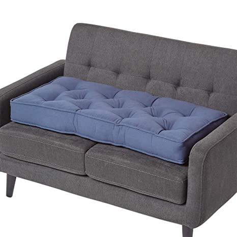 Homescapes - Cojín ortopédico para sofá o sofá de 2 plazas ...