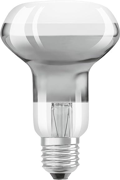 Osram LED Reflektorlampe| Warm White (2700 K) | Sockel E27 |ersetzt Reflektorlampen mit 19 W | 2,8 W | LED STAR R63