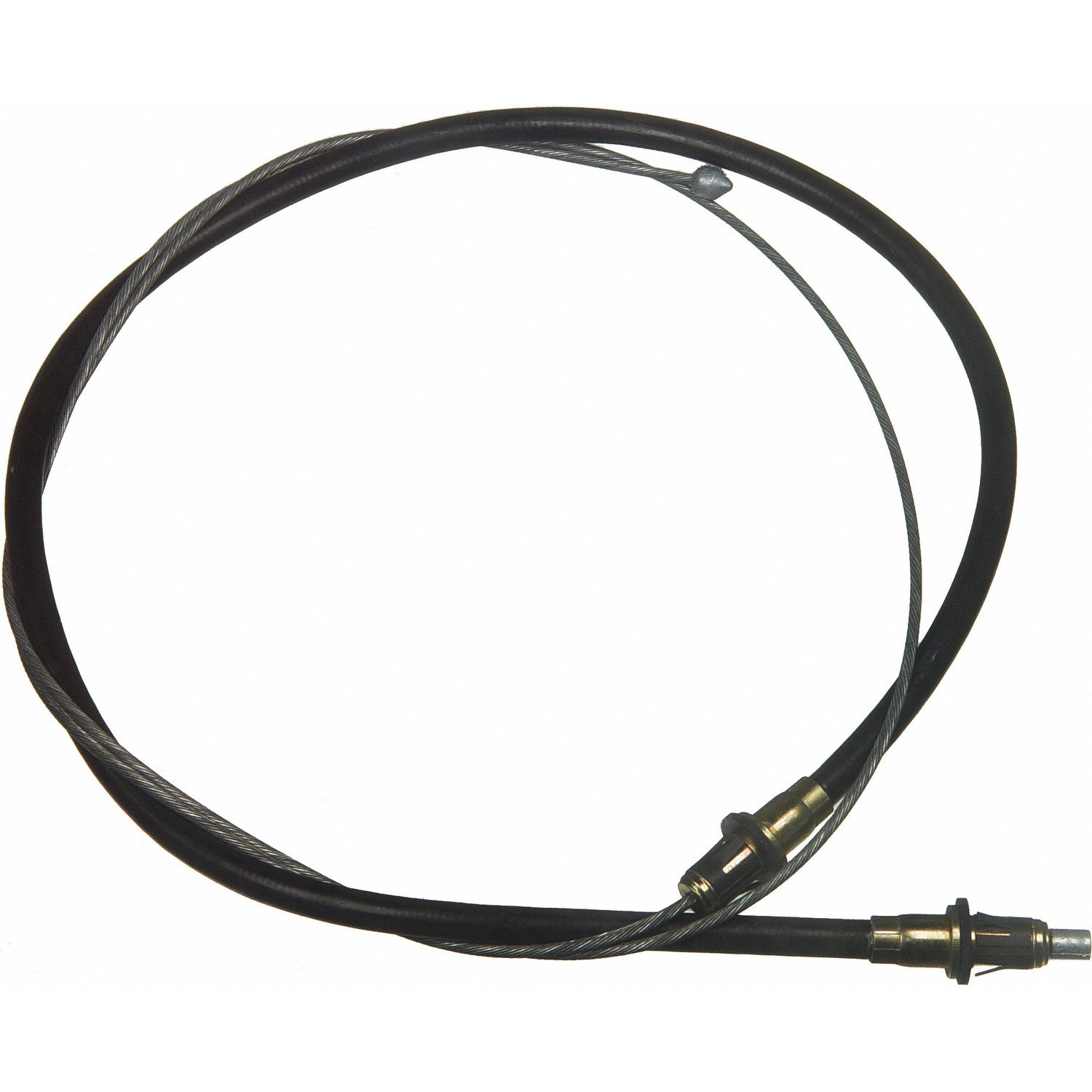 Rear Left Wagner BC108751 Premium Parking Brake Cable