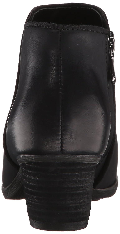 Blondo Women's Villa Waterproof Ankle Bootie B01D27PUS4 6 B(M) US|Black Leather