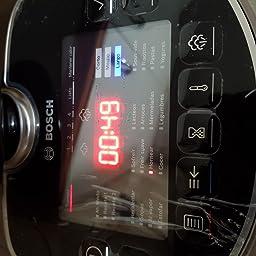 Amazon.es:Opiniones de clientes: Bosch MUC88B68ES AutoCook - Olla exprés eléctrica, 1200 W, 5L, acero inoxidable, función presión y calentamiento por inducción