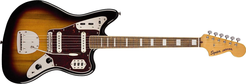 Fender - Squier Classic Vibe Jazzmaster - Guitarra eléctrica, estilo años 60