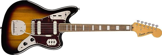 Guitarra Eléctrica Fender Squier Classic Vibe 60