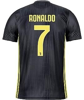 CR-7 Juventus 2018-19 Cristiano Ronaldo Alternate Third Jersey (S-XL