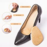 Comfy Insole Cushion Inserts by Miku – Anti Slip Cushion Inserts – Perfect Insole Support for Shoes and Heels – Miku Blister Prevention Shoe Cushion Pads – Free Bunion Protector