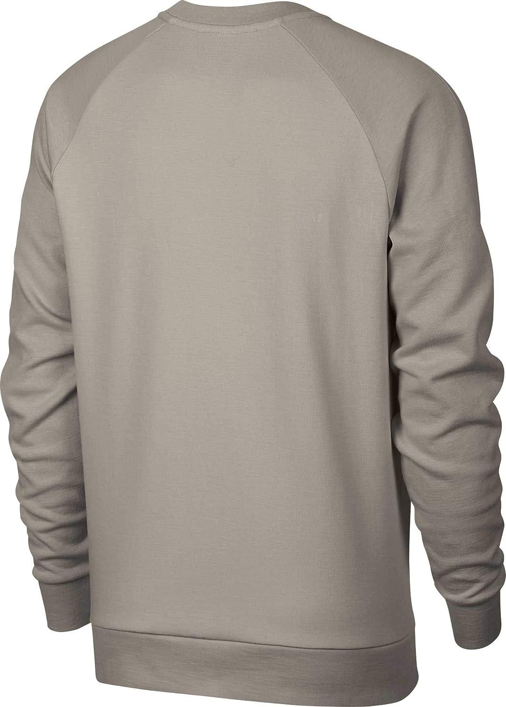 Nike Men's Sportswear Optic Crewneck Pullover at Amazon