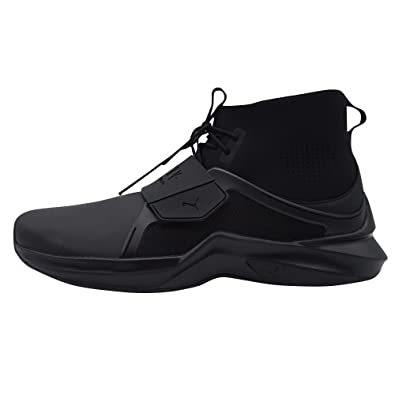 17e89a6b1aa6cd Puma Men s by Rihanna Fenty Trainer Hi Mens Trainers Running Shoes Black