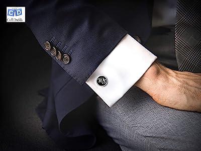 Vintage Style Cufflinks X-men Cufflinks with a gift box Men/'s cufflinks