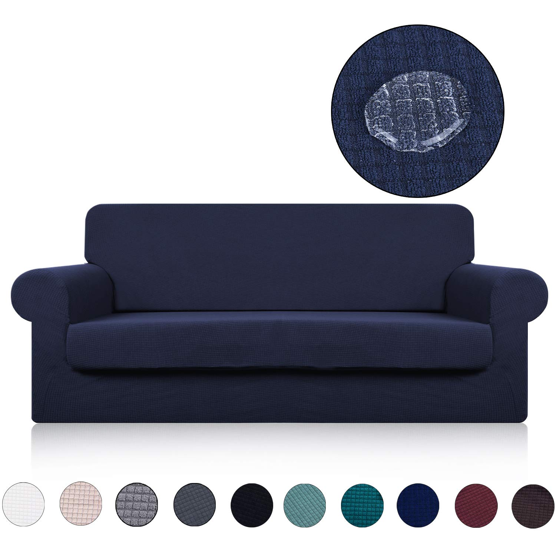 Amazon.com: DEZENE Funda de sofá, funda de silla de comedor ...
