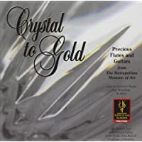 Crystal to Gold Precious Flutes & Guitars from the
