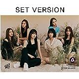 (SET) GFRIEND 7th Mini Album - FEVER SEASON (3バージョン SET) 3CD + 3折りたたみポスター