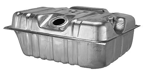 Aluminum tank fuel bottom V