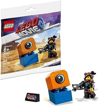 Lego Minifigure Lego Movie 2 Wyldstyle Lucy Set 70824 unassembled