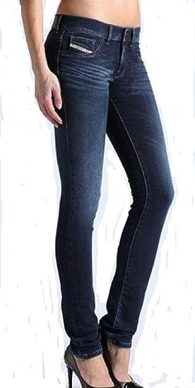 95b62317 Diesel Jeans Jeggings Livier 0R41I Slim Skinny (28x34): Amazon.co.uk:  Clothing