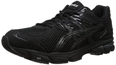 ASICS Women's GT-1000 3 Running Shoe,Black/Onyx/Lightning1,7.5