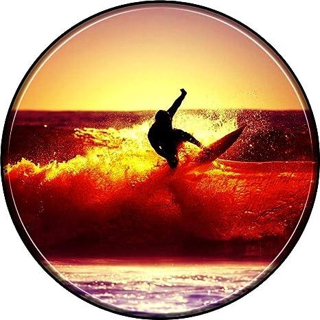 Cubierta de la rueda de repuesto (vinilo) Surf 4Â x 4Â Defender RAV4Â Discovery