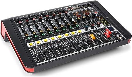 Power Dynamics PDM-M804A Mesa de mezclas 8 entradas para ...