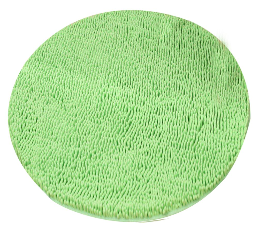 Heavy Multi-size Round Carpet Floor Area Rug Doormat Chenille Shaggy LivebyCare Ground Rugs Entrance Entry Way Front Door Mat Runner for Women Teens Girls Yoga Dance Exercise