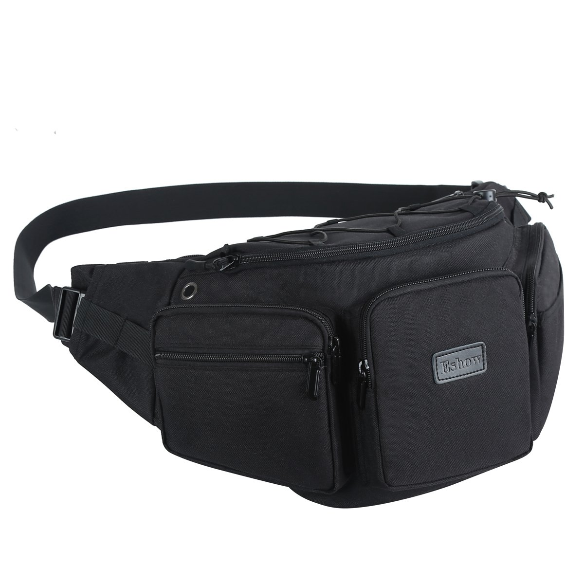 6912ce35aecf Eshow Outdoor Tactical Military Large Waist Fanny Pack for Men ...