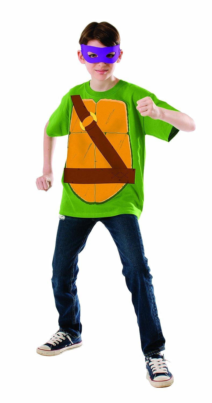 Kit disfraz de Donatello Las Tortugas Ninja para niño - 8-10 años ...