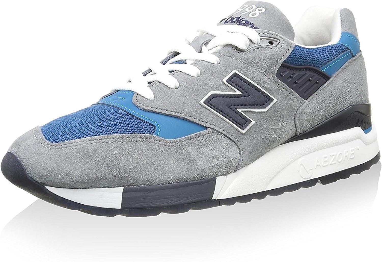 weight of new balance 998