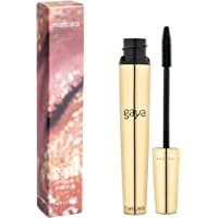 Gaya Cosmetics Vegan Mascara for Sensitive Eyes, Defines Lashes with Lengthening & Volume Effect, Intense Length Long Natural Eyelashes