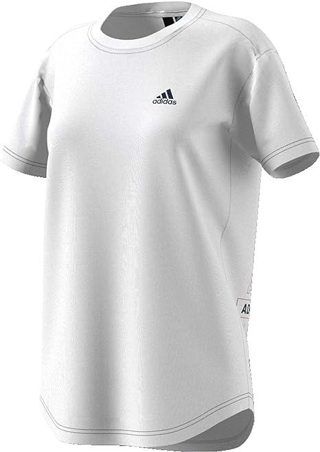 adidas W SID Graph I Camiseta, Mujer, Blanco, M: Amazon.es: Deportes y aire libre