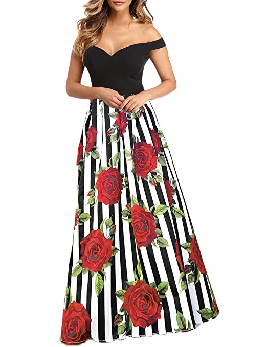 The 8 best floral print prom dresses under 200