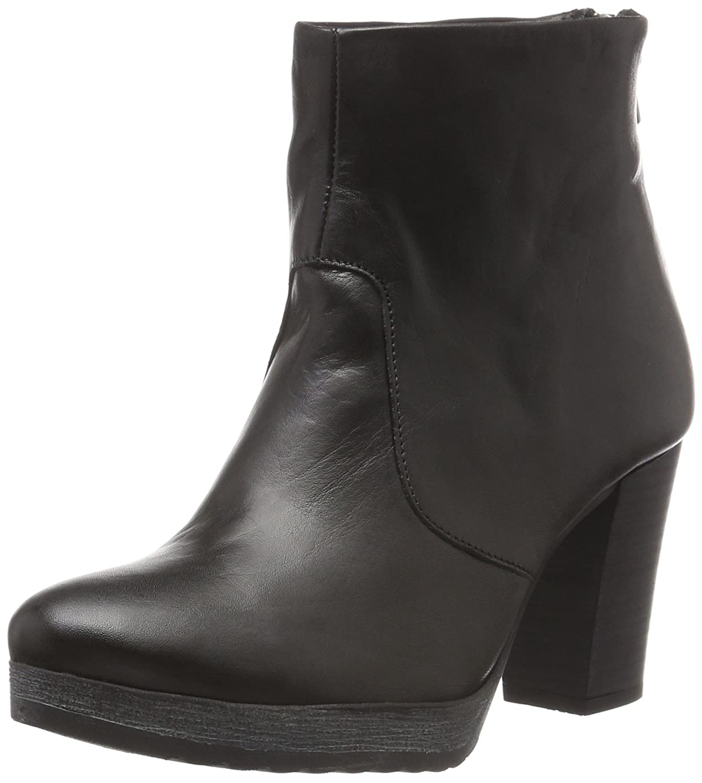 Bianco Clean Platform Boot SON16 - Botas para Mujer37 EU|Negro (Black/10)