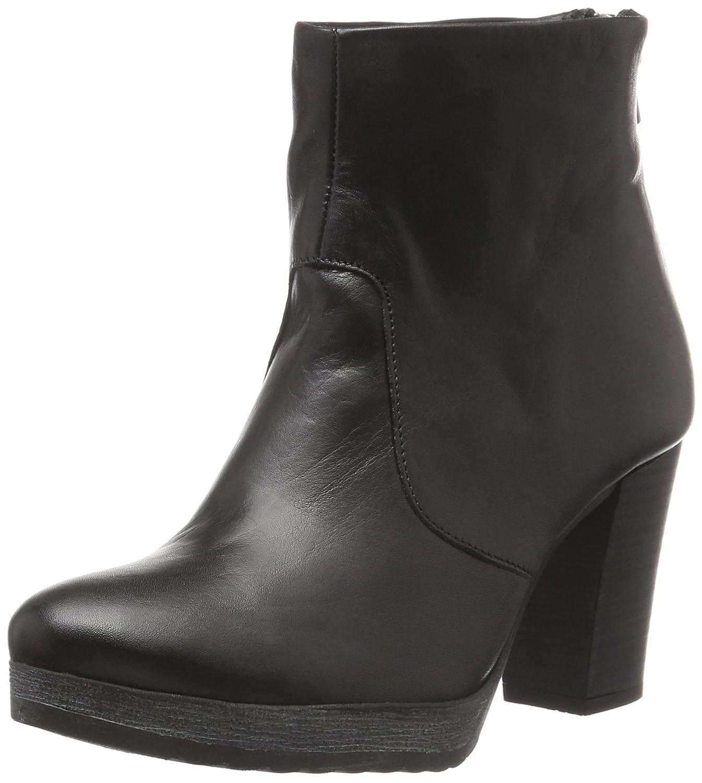 Bianco Clean Platform Boot SON16 - Botas para Mujer Negro (Black/10)