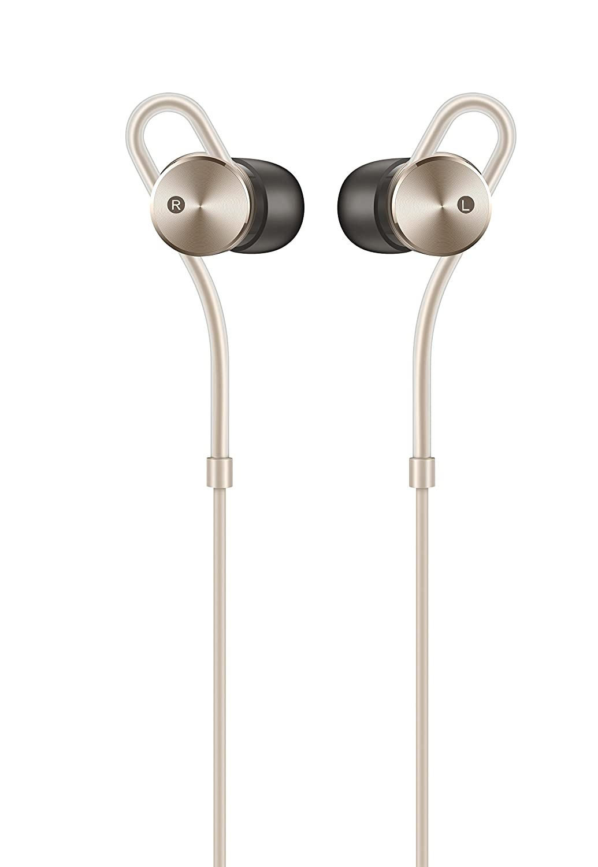 Huawei AM185 Dentro de oído Binaural Alámbrico Oro: Huawei: Amazon.es: Electrónica