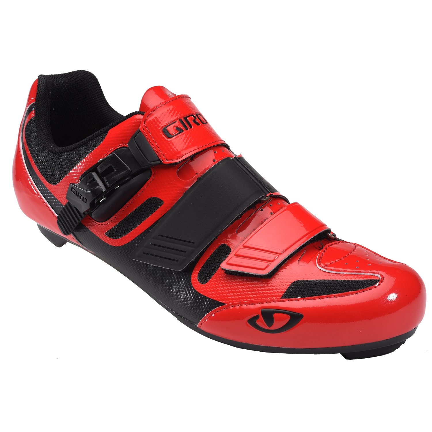 Giro Apeckx II Cycling Shoes Bright Red/Black 44.5