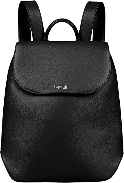 98543c26494a Lipault - Plume Elegance Backpack - Small Shoulder Purse Bag for Women -  Black