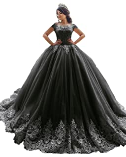 4e665d9862 XSWPL Elegant Off The Shoulder Ball Gowns Prom Dress for Sweet 16  Quinceanera Dress