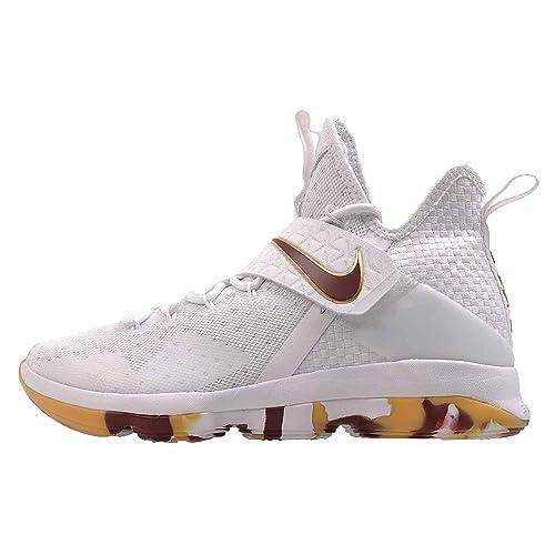 0d99e786a93ac Nike Lebron XIV Men s Basketball Shoes (10)  Amazon.in  Shoes   Handbags