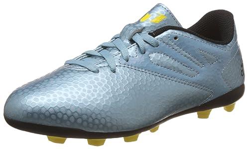 adidas Messi 10.4 FxG - Zapatillas de fútbol de material sintético para niño: Amazon.es: Zapatos y complementos