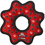 TUFFY-World's Tuffest Soft Dog Toy- Ultimate Gear Ring-Squeakers-Multiple Layers.Made Durable,Strong & Tough.Interactive…