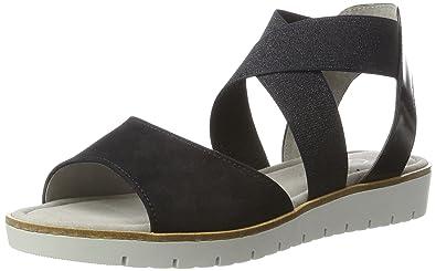 Gabor Shoes Damen Fashion Pantoletten, Blau (Marine), 42.5 EU