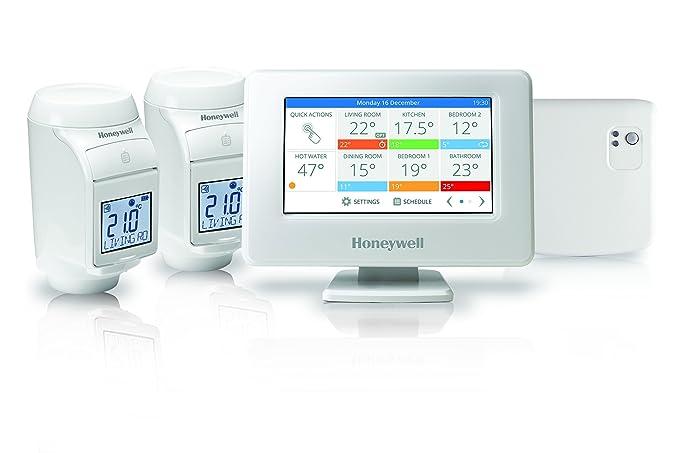 24 opinioni per Honeywell thr99C3112Evohome Termostato collegato con relè di controllo