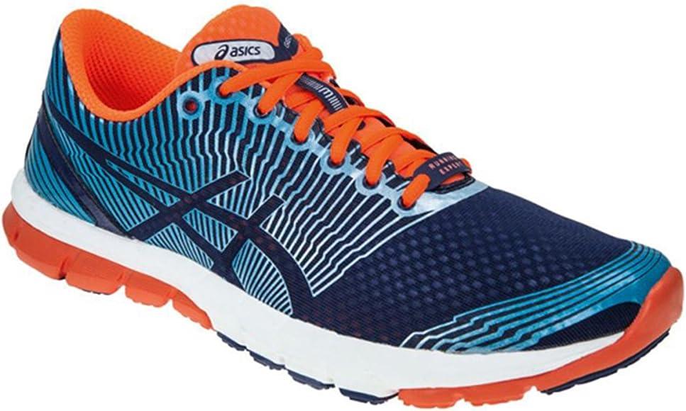 Asics - Zapatillas de Running para Hombre Azul Azul, Color Azul ...