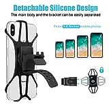 SYOSIN Bike Phone Mount, Detachable