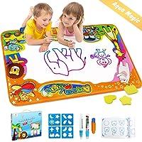 Deals on Betheaces Water Drawing Mat Aqua Magic Fro Kids 34x22-inch