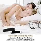 Deals Week Big Digital Alarm Clock UBMSA