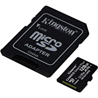 Kingston 128GB Nokia 3 V MicroSDXC Canvas Select Plus Card Verified by SanFlash. (100MBs Works with Kingston)