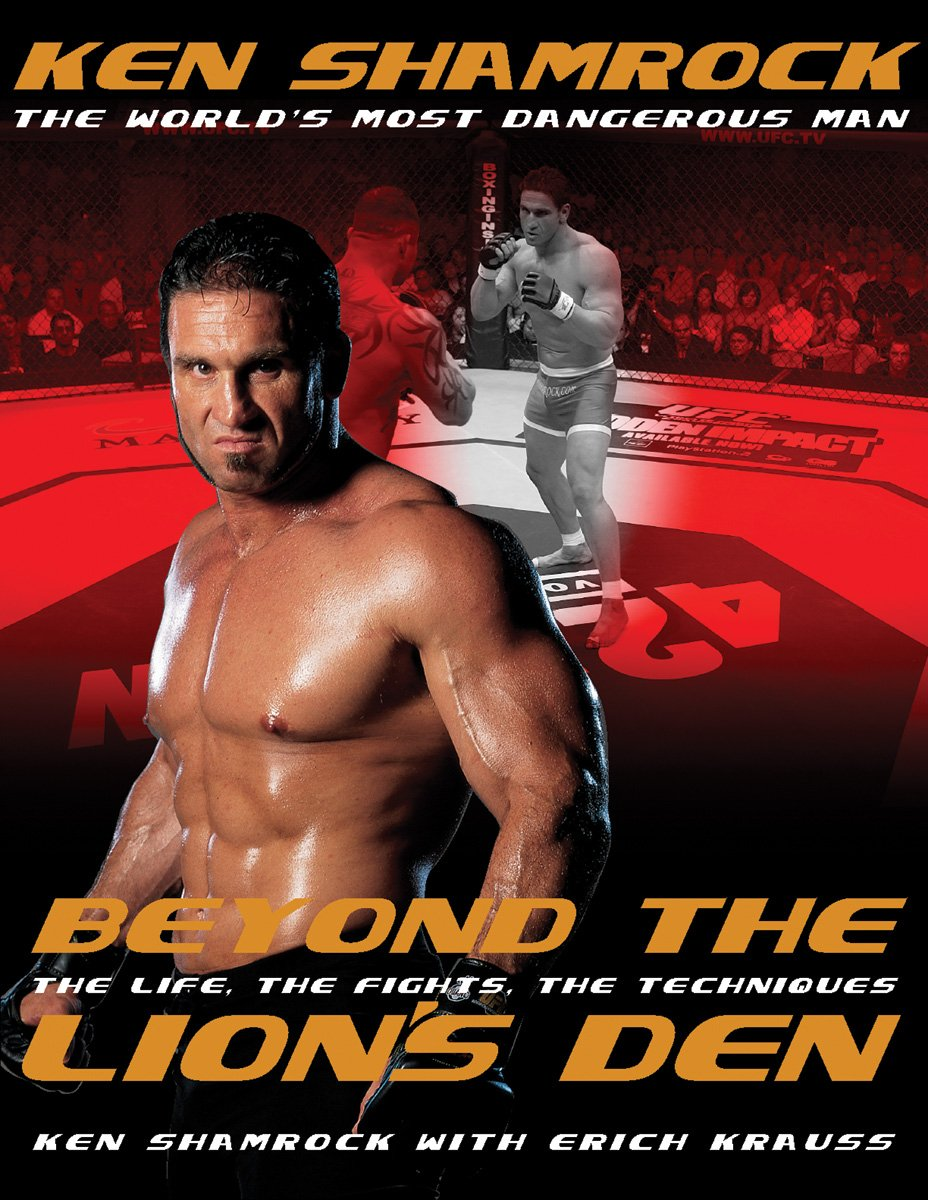 Read Online Beyond the Lion's Den: The Life, The Fights, The Techniques PDF
